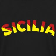 Design ~ SICILIA AA Long Sleeve T, Black