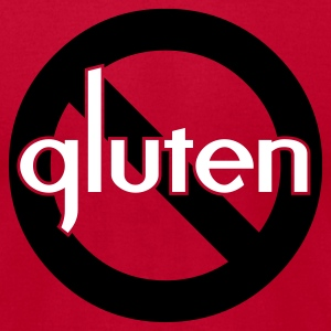 Gluten-Free - Men's T-Shirt by American Apparel