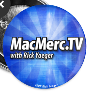 Design ~ MacMerc.TV Buttons