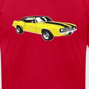 1969 Camero - Men's T-Shirt by American Apparel