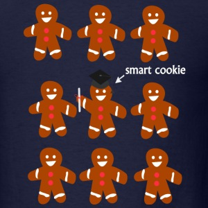 Smart Cookie - Men's T-Shirt