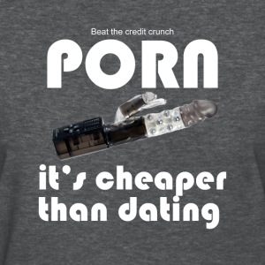 Credit Crunch PORN T - Women's T-Shirt