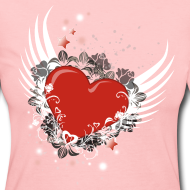 Design ~ Heart & Wings Design