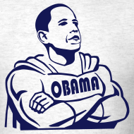 Design ~ SUPER OBAMA T-Shirt