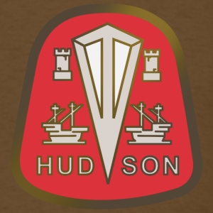 Brown Hudson - AUTONAUT.com T-Shirts - Men's T-Shirt