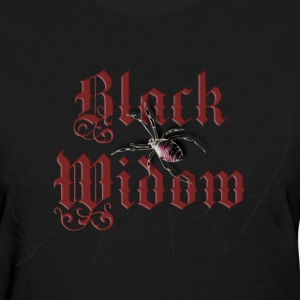 Black widow - Women's T-Shirt