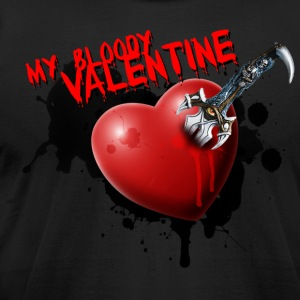 My Bloody Valentine - Men's T-Shirt by American Apparel