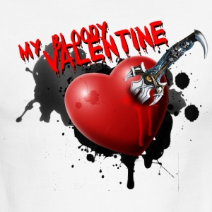 My Bloody Valentine - Men's Ringer T-Shirt