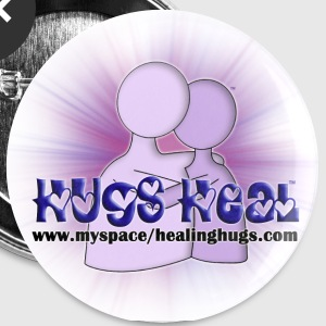 Hugs Heal Button - Large Buttons