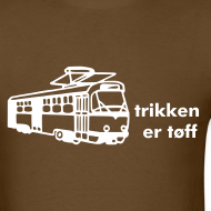 Design ~ Trikken-shirt