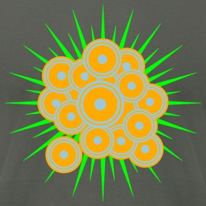 Asphalt Psy Speakers T-Shirts - Men's T-Shirt by American Apparel