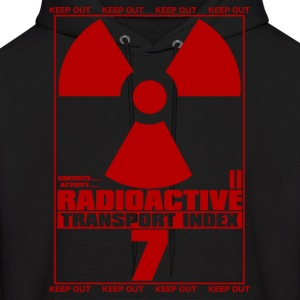 Radiation_S - Men's Hoodie