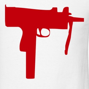 Gun  - Men's T-Shirt