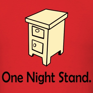 One Night Stand Red - Men's T-Shirt