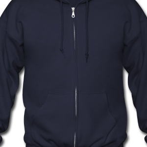 Ash  I Heart My Shorty With Heart Zippered Jackets - Men's Zip Hoodie