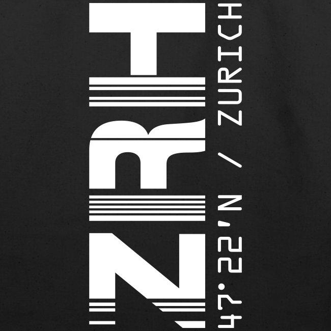 Zurich Airport Code ZRH Switzerland Tote Bag