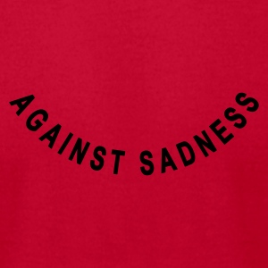 Lemon against sadness (smile) T-Shirts - Men's T-Shirt by American Apparel