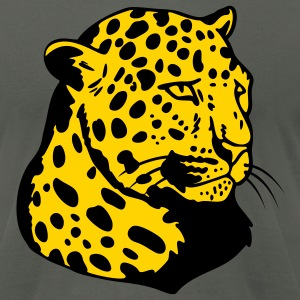 Leopard - Men's T-Shirt by American Apparel