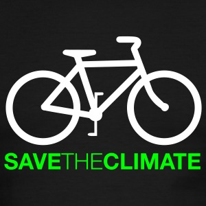 Save The Climate - Men's Ringer T-Shirt
