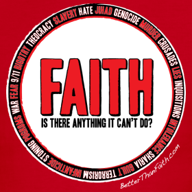 Design ~ Faith: Is there anything it can't do?