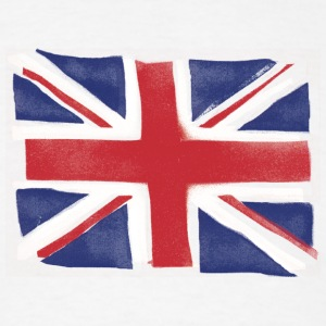 Union Jack Vintage Flag - Men's T-Shirt