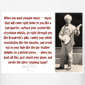 Design ~ Mark Twain