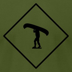 Olive Portage sign T-Shirts