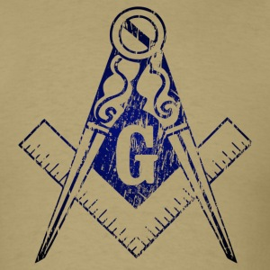 Freemason Standard Weight T-shirt - Men's T-Shirt