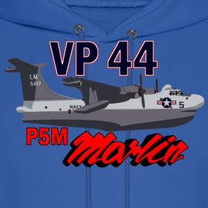 Royal blue US Navy Lockheed Neptune P2 Sub Hunter Hoodies - Men's Hoodie