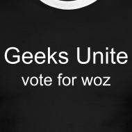 Design ~ Mens Geeks Unite T-Shirt