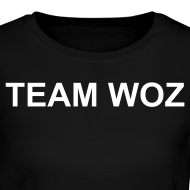 Design ~ Ladies TEAM WOZ Long Sleeve T-Shirt