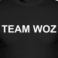 Design ~ Mens TEAM WOZ Long Sleeve T-Shirt