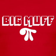 Design ~ Big Muff Pi: White on Red