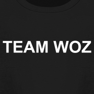Design ~ Kids TEAM WOZ Long Sleeve T-Shirt