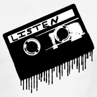 Design ~ Melting Cassette Tape