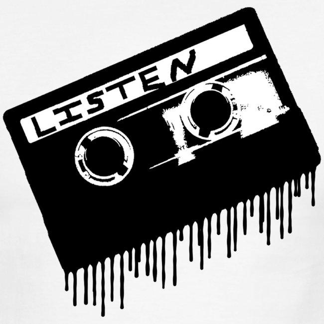 Melting Cassette Tape