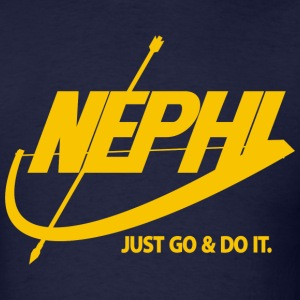 Nephi Deep Yellow - Men's T-Shirt