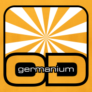 Design ~ Germanium OD: Black & White on Gold