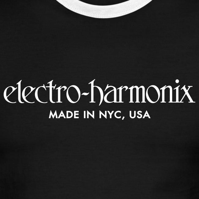 Electro-Harmonix: White on Black