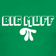 Design ~ Big Muff Pi (Wicker): White on Green
