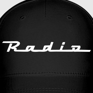 Royal blue radio Caps - Baseball Cap