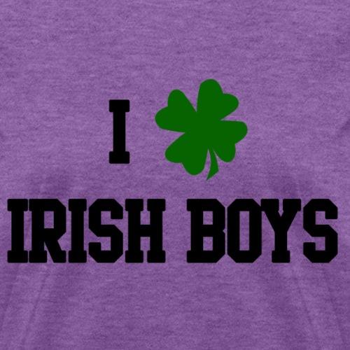 irish boys shamrock