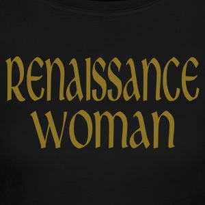 Chocolate Renaissance Woman Long sleeve shirts - Women's Long Sleeve Jersey T-Shirt