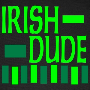 Black Irish Dude, 3 Color Design Caps - Baseball Cap