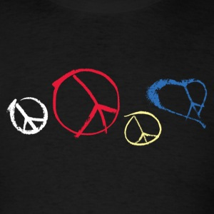 more than just peace - Men's T-Shirt