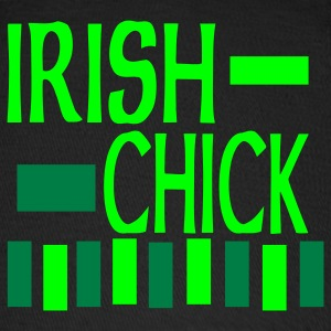 Black Irish Chick, 3 Color Design Caps - Baseball Cap