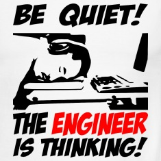 be quiet - the engineer