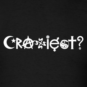Mens Craziest coexist T-Shirt - Men's T-Shirt
