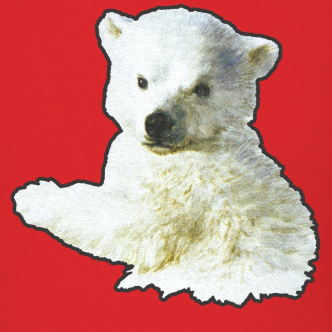 Bret's New Polar Bear Tee