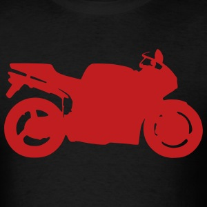 Black Motobike 916 T-Shirts - Men's T-Shirt